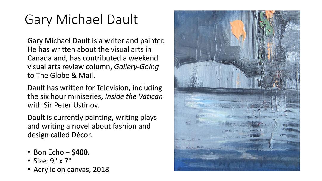 6 Gary Michael Dault