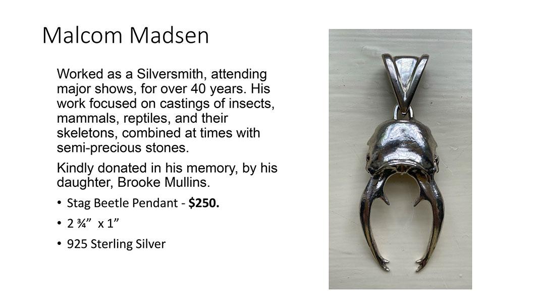 18 Malcom Madsen