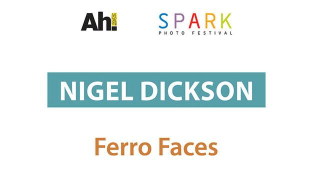 Ferro Faces by Nigel Dickson